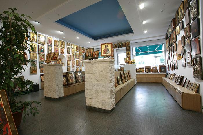 Специализированный магазин икон «Сретение»